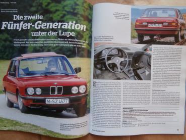 Auto Classic Zeitschrift Januar 2017