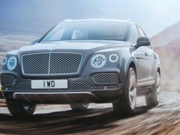 Bentley Magazin 2015 Bentayga, Produktion,Continental GT,Flying Spur,Mulsanne,