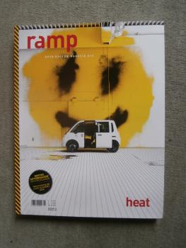 ramp Ausgabe Nr.15 Herbst 2011 heat Ferrari 312PB,Lotus Evora S,VW Beetle Sport,B-Klasse F-Cell,mia electric,Mini John Cooper Works Coupé