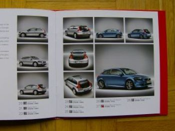 Volvo C30 Press Information Heft +CD Rarität