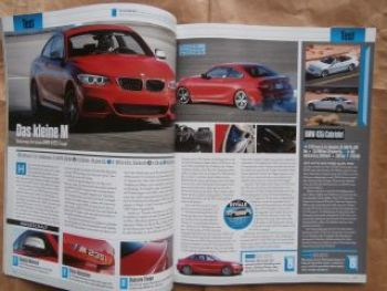 BBC Top Gear 3-4/2014 Ford Mustang,Hracán,GT-R Nismo,M235i,Ford