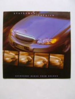 Holden Statesman Caprice Accessory Range from Holden 1999