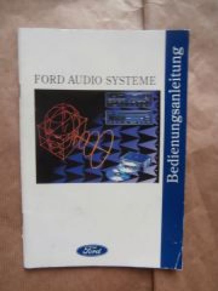 Ford Stereo-Adio 2002 2004/2014 2006/2007 2008,CD Spieler 2040
