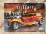 Chrom & Flammen Kalender 1997 The American Way of Drive 31x42cm Format
