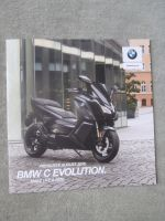 BMW C Evolution +Long Range Preisliste August 2019