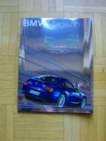 BMW Magazin 1/2006 Z4 Coupe M E86, E91 Touring
