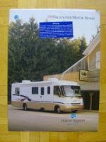 1998 Vacationer Motor Homes Holiday Rambler USA Prospekt