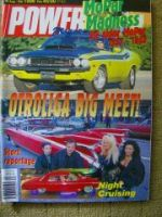 Power MoPar Madness Dodge Challenger RT Schweden Magazin 4/1998