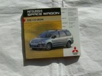 Mitsubishi Space Wagon CD-Rom Februar 1999 NEU