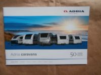 ADRIA caravans 2015 Astella Alpina Adora Action Altea Aviva