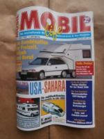 Mobil life 3/1993 Heku Car-Camp Opel Astra GT 18i,Arca 508